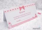 Plic de bani Pink Bow