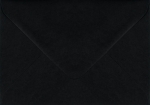 Plic dreptunghiular mic negru
