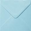 Plic patrat mare bleu sidef